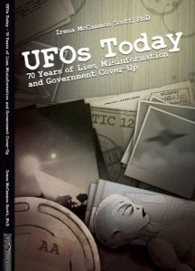 UFOs Today - Irena Scott, PhD